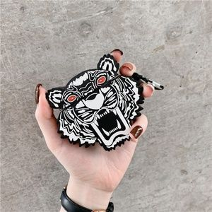 AirPods Case Cover Kenzo Tiger Design LARGE / NEW